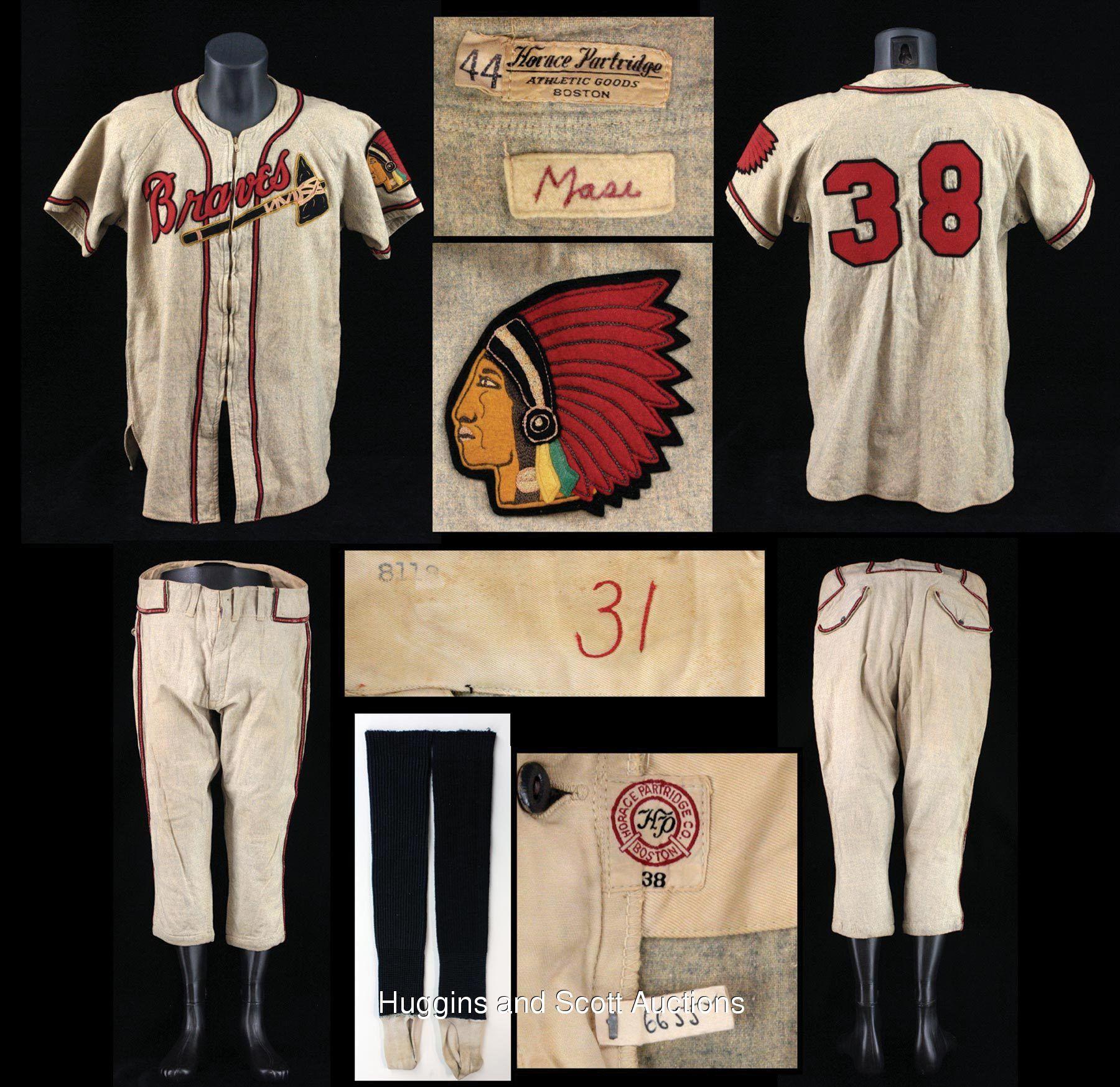 Application Error Mlb Uniforms Braves Baseball Memorabilia