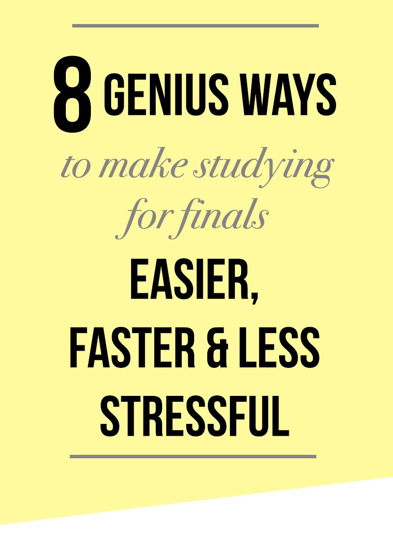 Stresses About How To Study For College Exams Worry No More