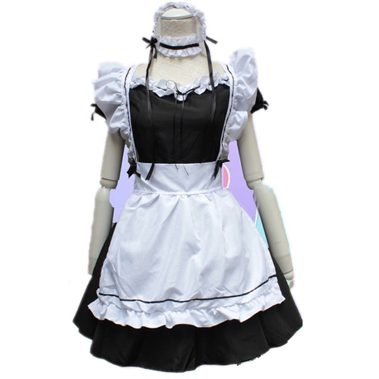 #spreepicky #cosplaydress #maiddress #NikkiUP2U #WorldTraveller #freeship