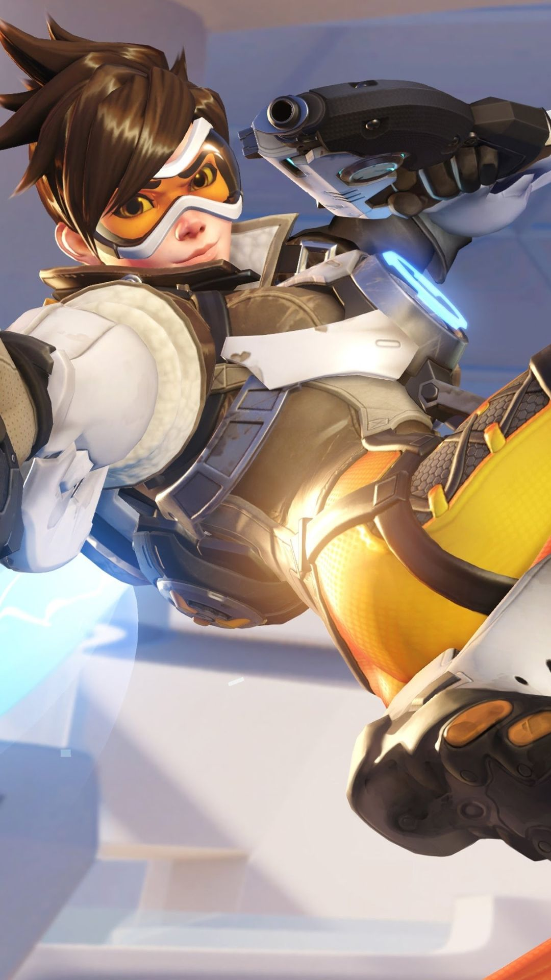 Pin By Mitch Galvin On Overwatch Overwatch Wallpapers Overwatch Overwatch Tracer