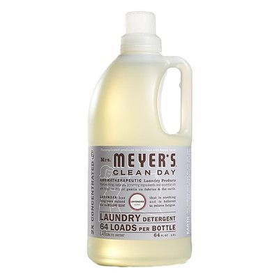 Mrs Meyers Clean Day Lavender Laundry Detergent Laundry Detergent Cleaning Day Favorite Cleaning Products
