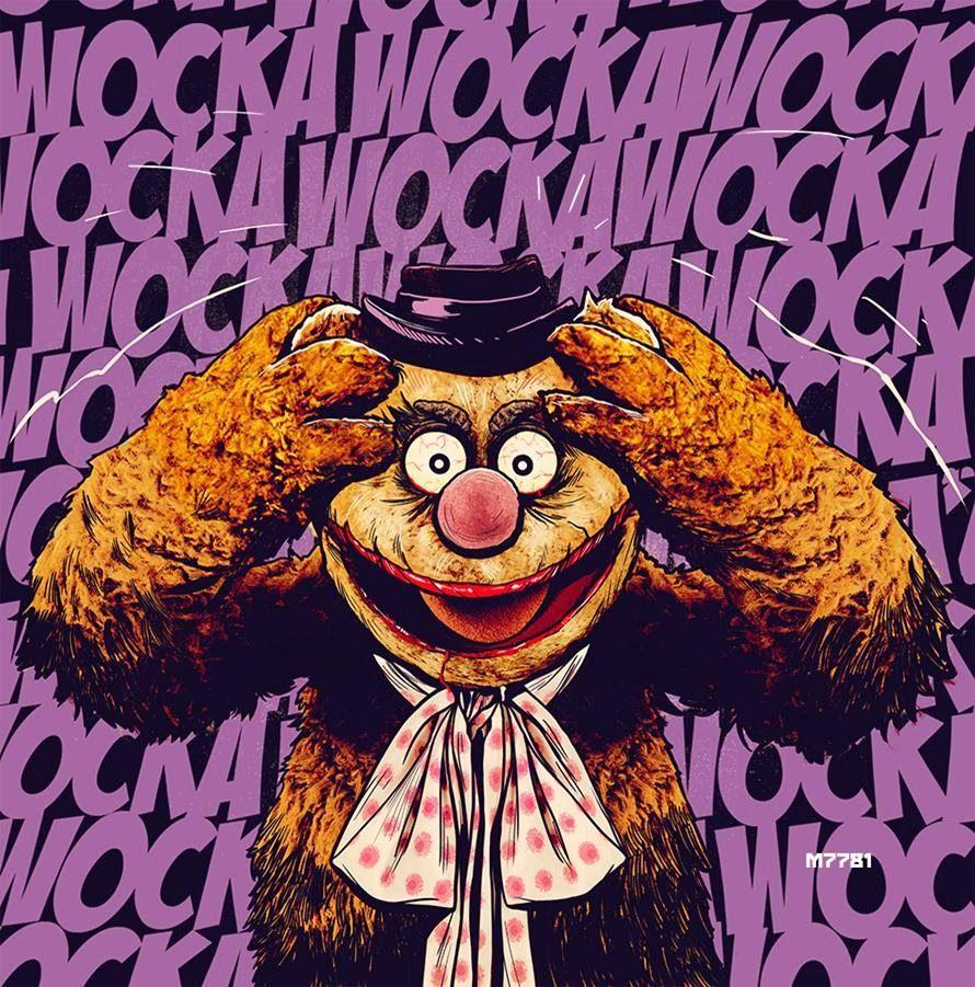 Popped Culture Why So Wocka Wocka Wocka Fozzie Bear Fozzie Cool Art