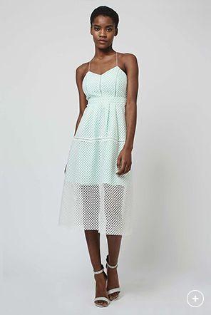6215a083d6c Airtex Plunge Midi Dress - £59.00 //* Shop | Trends & Retail Moments ...