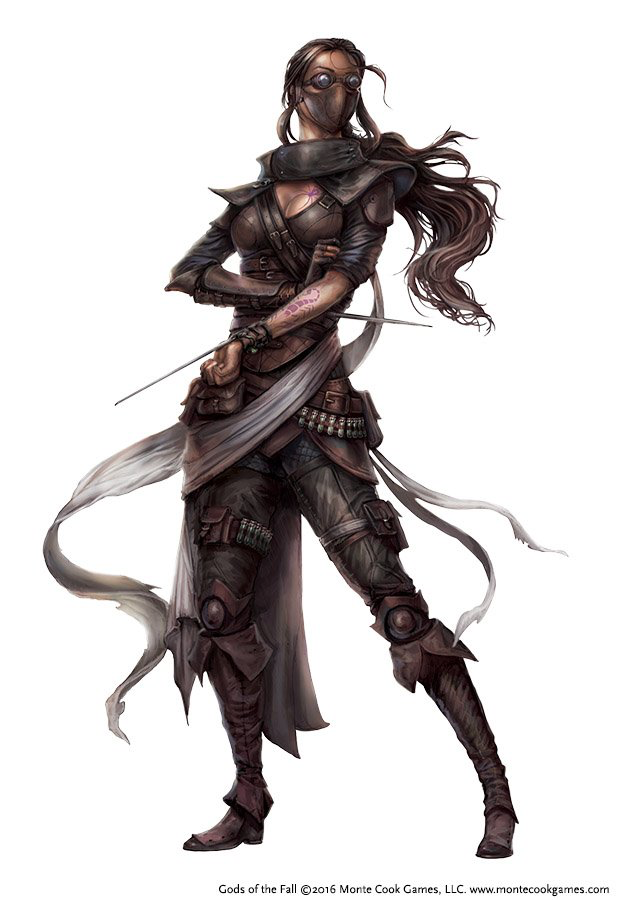 Character Design D D : The ghost scorpion thief assassin rogue dnd d