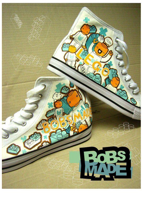 By Lego Bobsmade shoes Bobsmade shoes Lego Bobsmade Ondeviantart By Ondeviantart ONn08vmw