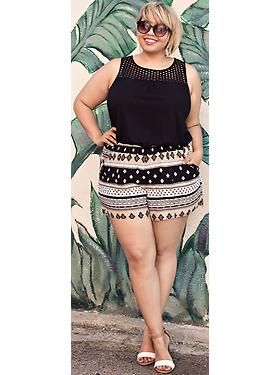 Gabi Fresh in Old Navy - Plus Size Outfits