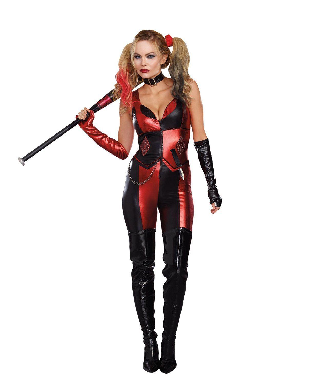 BRAND NEW Dc Comics Harley Quinn Cosplay Comic Choker