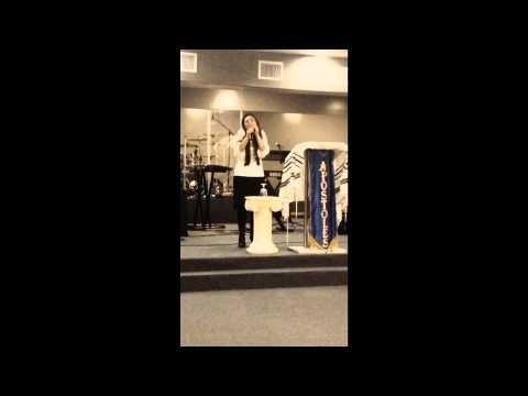 Jessica Mata/ El Angel De Jehova