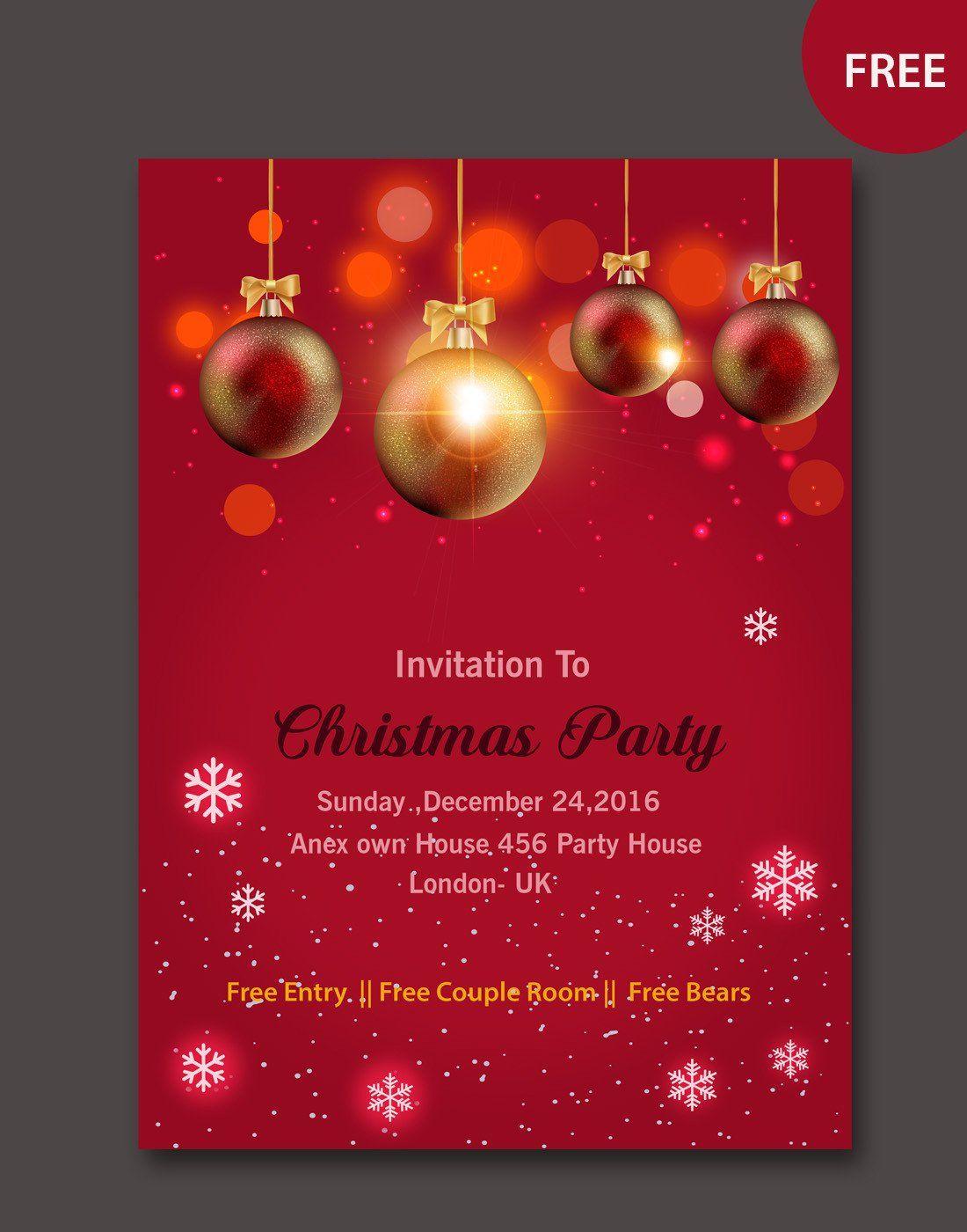 Christmas Card Templates for Luxury Christmas