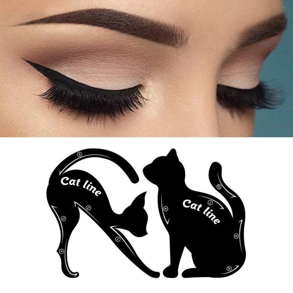80 pcs Stickies Perfect Quick Eyeliner Stencils Cosmetic Eye Makeup ORIGINAL US2 | eBay