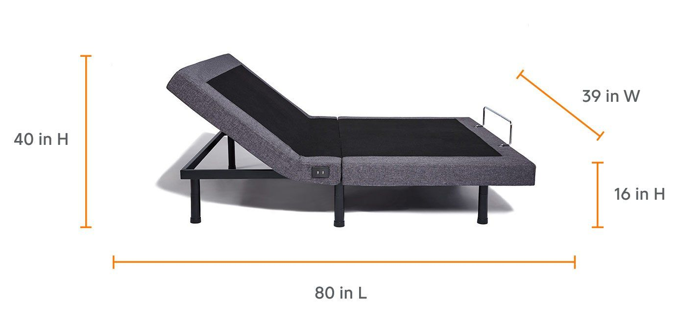 Adjustable Beds Frames Best King Twin Split Queen Bed Frames