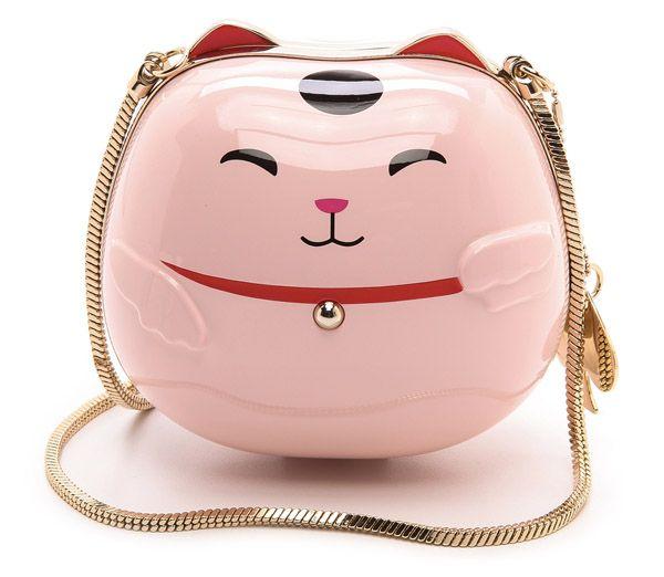 Hello Tokyo! Kate Spade Lucky Cat Clutch