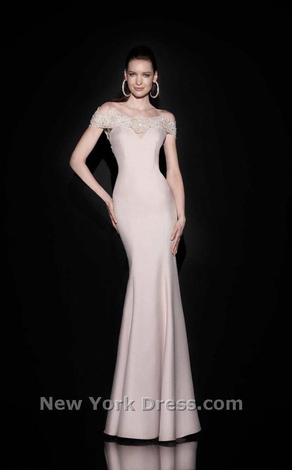 Tarik Ediz 92499 Dress - NewYorkDress.com | Miss Illinois USA 2019 ...