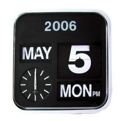 Calendar Clocks Digital Calendar Wall Clock Organized