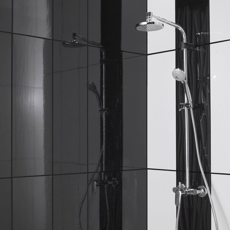 Carrelage Salle De Bain Noir Brillant Épinglé sur salle de bain