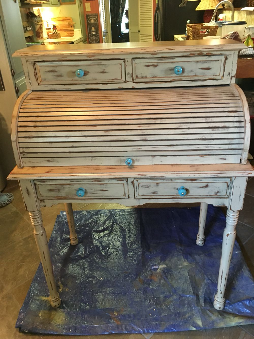 Roll Top Desk Refurbished And Ready To Sell Not Real Big Just Right Roll Top Desk Antique Writing Desk Gustavian Furniture