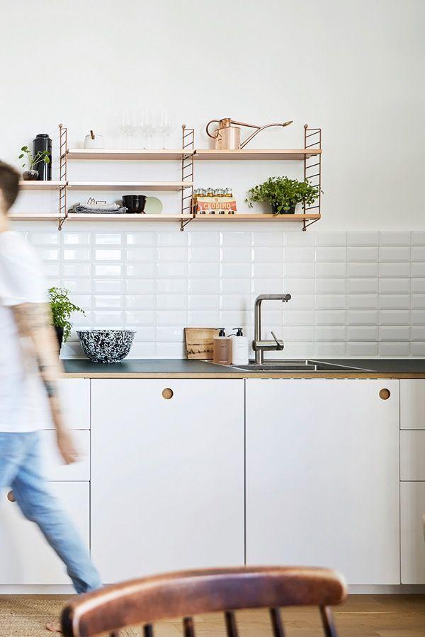Inspiration: Homestory | Innenarchitektur küche, Bemalte ...