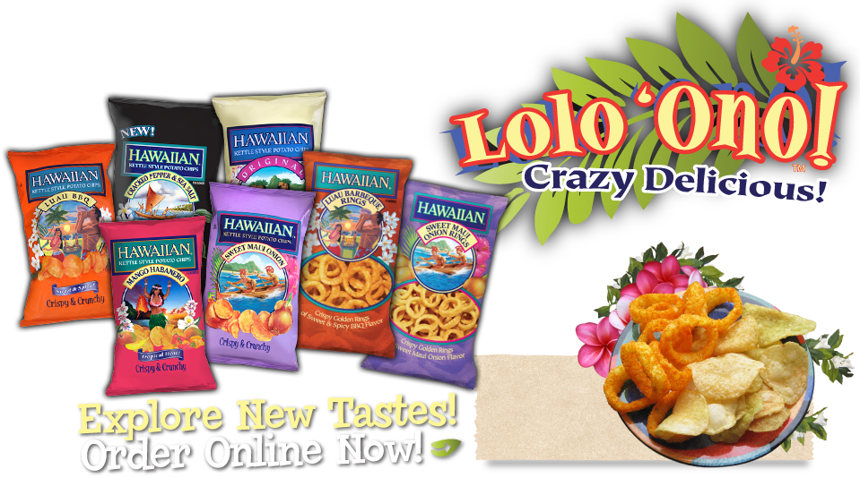 Explore New Tastes! Order Online Now! Lolo 'Ono! Crazy Delicious