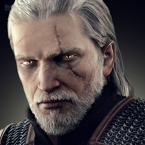 Witcher 3 Google Da Ara Loose Hairstyles Hair The Witcher