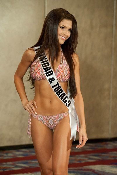 Anya trinidad miss world first blowjob - 5 1