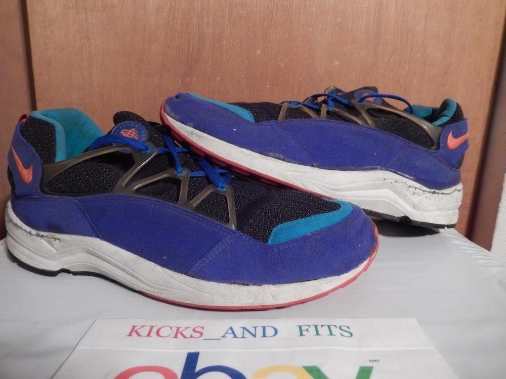 on sale ed80c 534cf VTG OG 1993 Nike Air Huarache Light UltraMarine Original 104030 sz 15 rare  90 s  Nike  AthleticSneakers