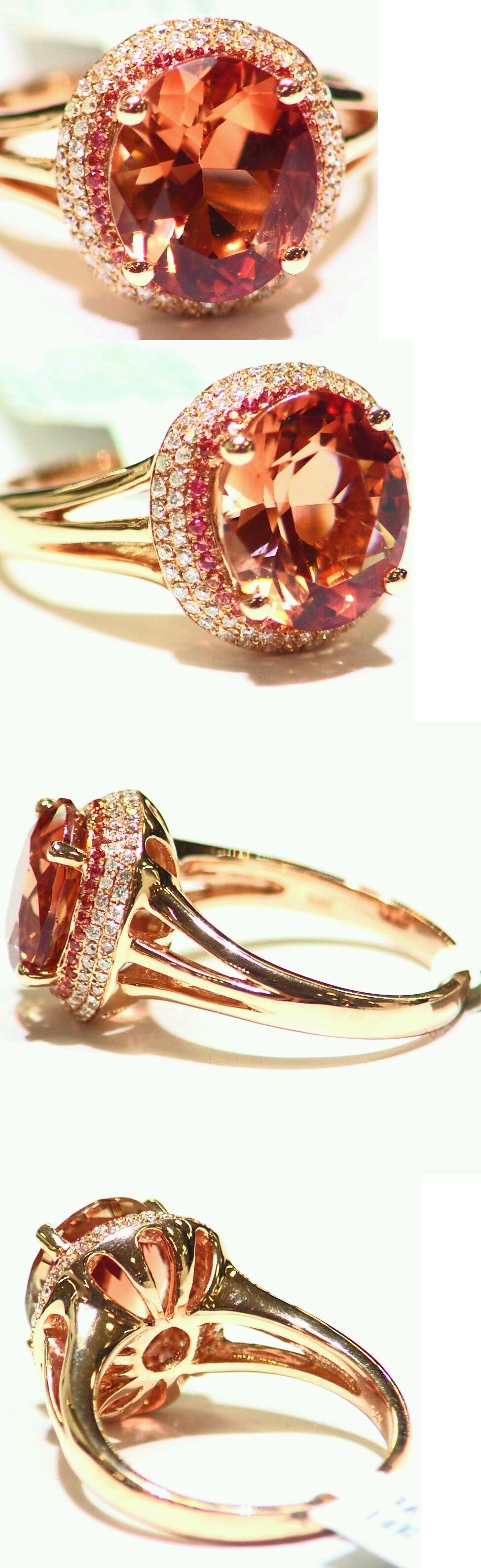 ring engagement il p sunstone oregon in solitaire made ethical gold gemstone order peach to recycled fullxfull rings