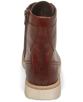 5141c66f79a5cd Self Made by Steve Madden Men's Joeey Leather Boots - Brown 11.5 ...