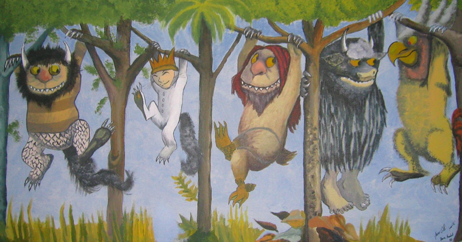 where the wild things are Google Search Wallpaper