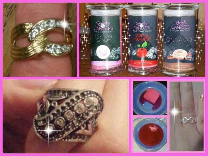 Some of the Reveals @ Jewelry In Candles... https://www.jewelryincandles.com/store/srobinson TAKE A LOOK!!! YOU A BE GLAD YOU DID! :)