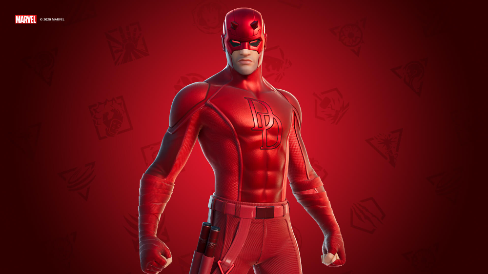 Announcing The Fortnite Marvel Knockout Super Series A Series Of 4 Tournaments And The First Starts October 14 The Daredevil Cup Fortnite Daredevil Marvel