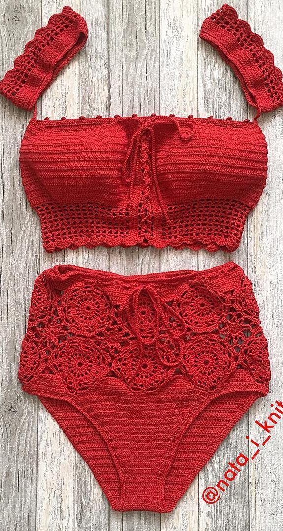 35+ Free Swimsuit Summer Crochet Pattern Start The Season Properly! New 2019 – Page 17 of 35