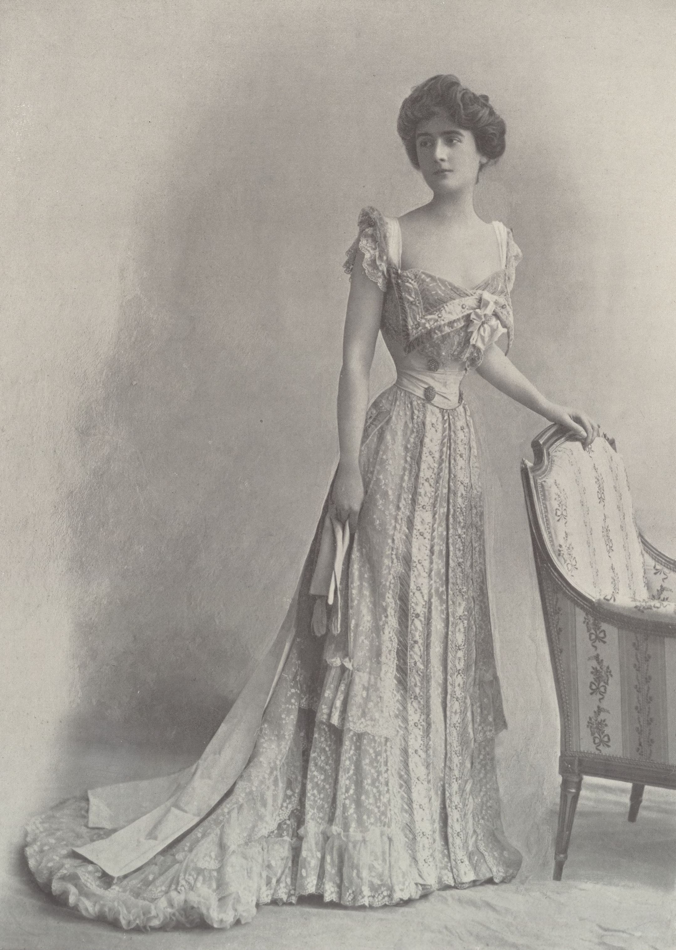 Edwardian Gibson Girls Fashion