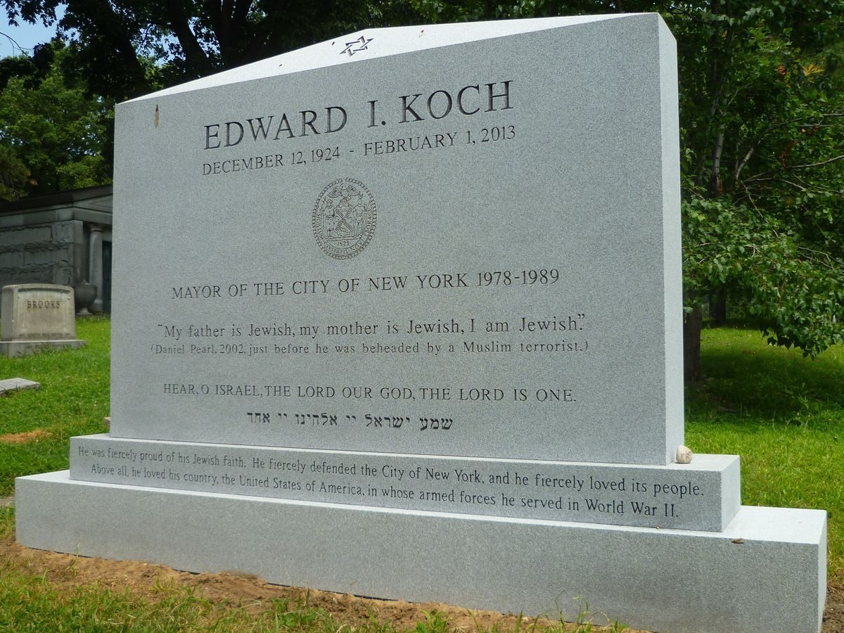 Buried in NYC: Resting places of the famous - am New York