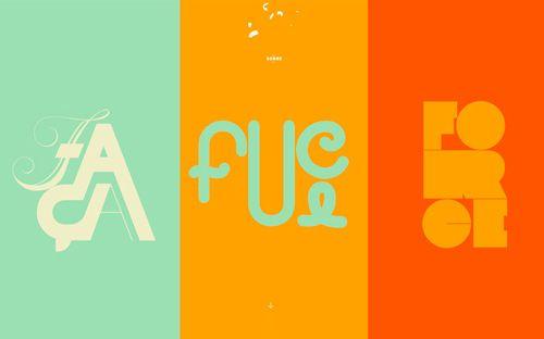Big Typography Trend In Web Design Web Design Typography Web Design Inspiration Web Design