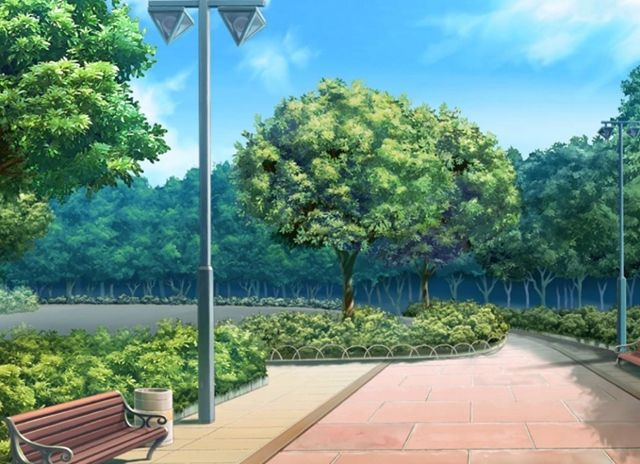 how to draw anime backgrounds