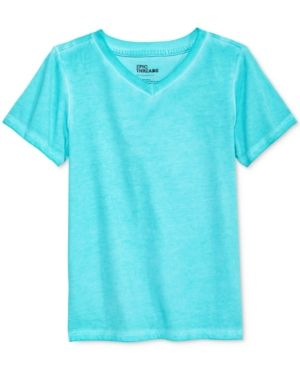 Epic Threads V-Neck T-Shirt, Little Boys (2-7) - Blue 6