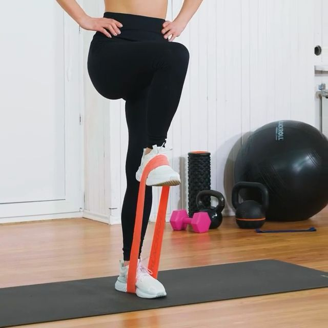 How do you use your resistance bands, in your resistance bands...  Informations About Beginner work...