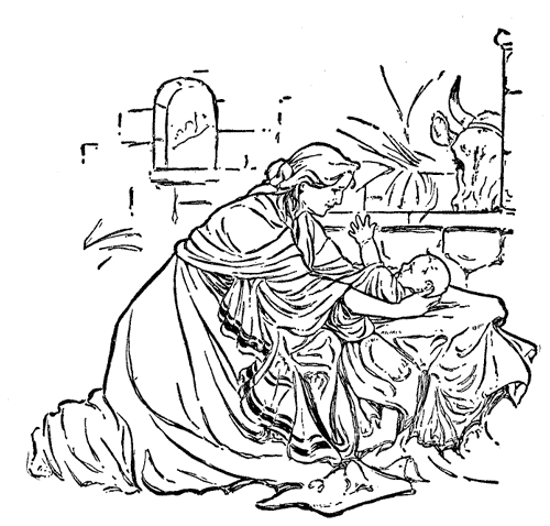 Women Of The Bible Coloring Pages Coloring Page Of Jesus