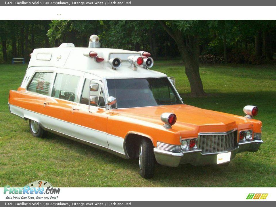 Pin by David Henry Jr on Ambulances Cadillacs Mostly