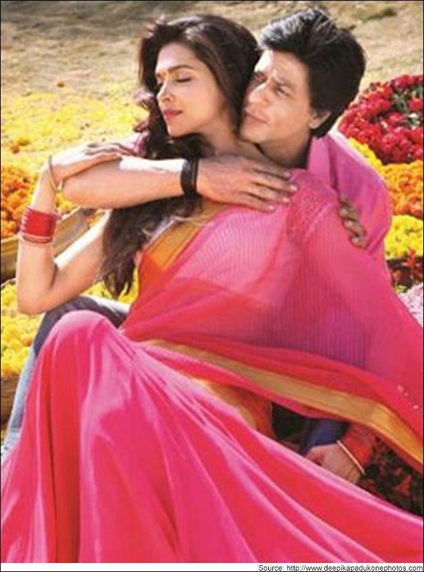 The Seductress Deepika Padukone in Sarees | Deepika ...