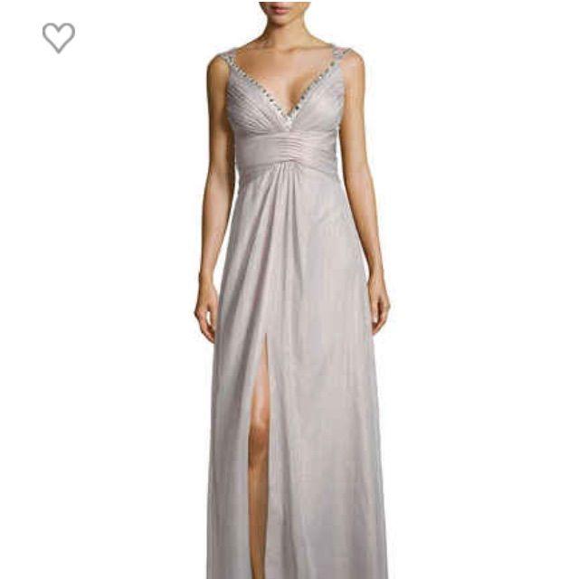 Flash Sale! Aidan Mattox Classy Formal Gown | Aidan mattox and Products