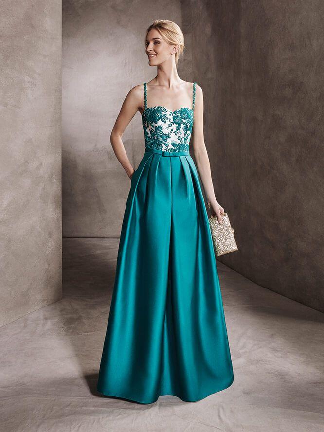 Vestidos elegantes - Colección San Patrick 2017 | La invitada ...