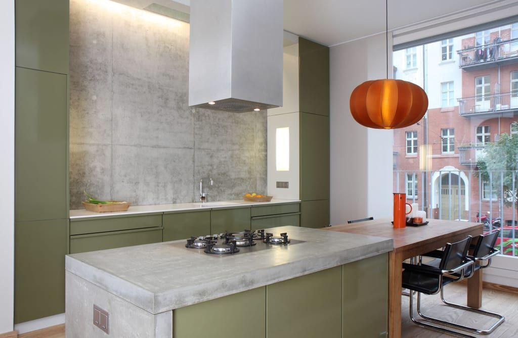 Fabulous Stahlk che von popstahl kitchen by popstahl Bunte K chen von popstahl de Colorful kitchens by popstahl de Pinterest