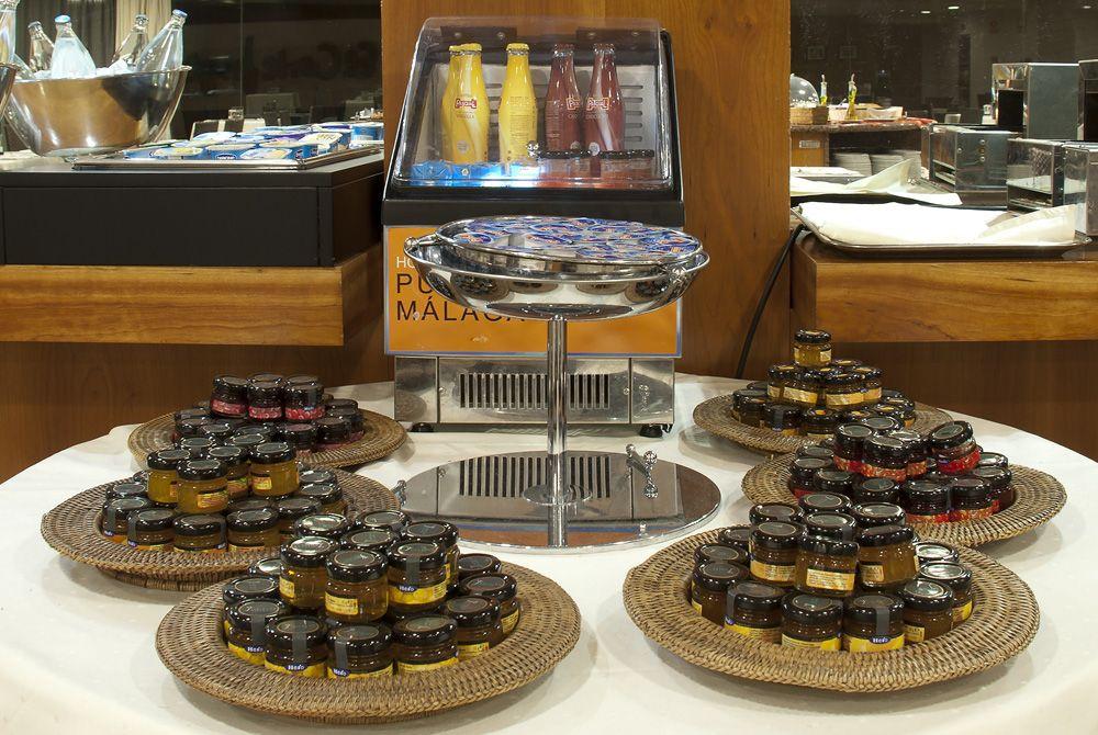 Desayuno en Silken Puerta Málaga. Más info: http://www.hoteles-silken.com/hoteles/puerta-malaga/restaurantes/
