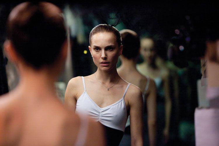 Mirrors and Reflections - Black Swan | Black swan movie, Natalie ...