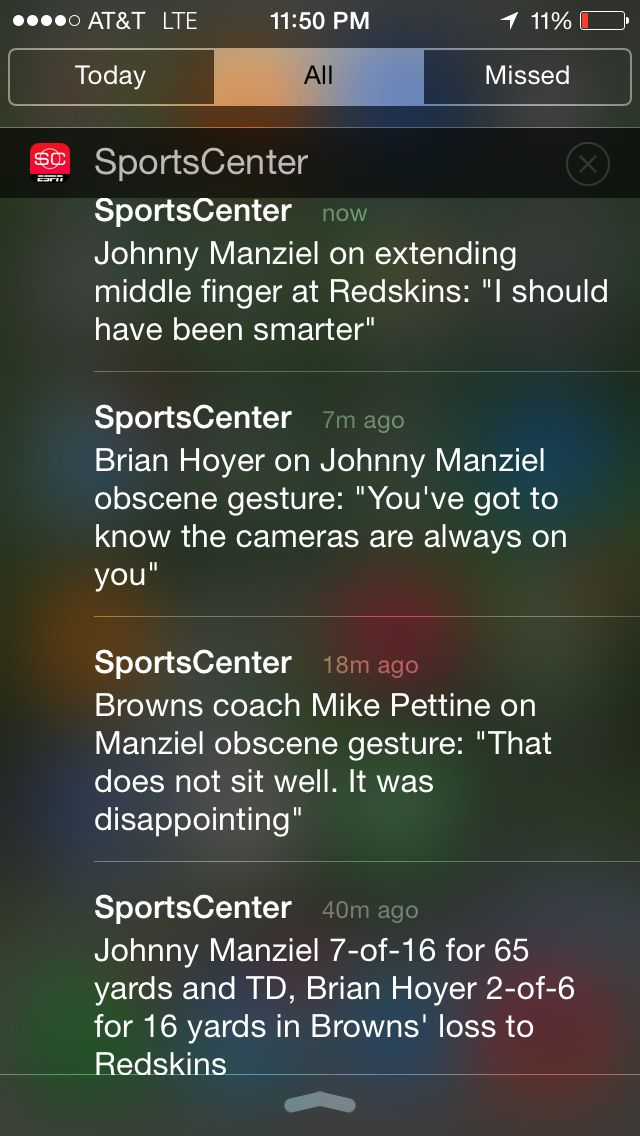 More vital #BreakingNews from ESPN about their favorite