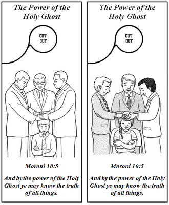 Lesson 7 : The Holy Ghost Helps Us Know the Truth | Church | Pinterest