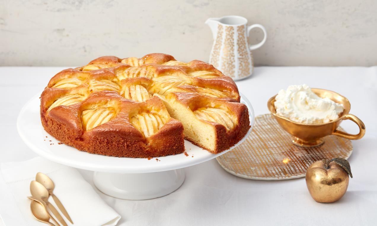 Apfelkuchen Sehr Fein Rezept Apfelkuchen Sehr Fein Apfelkuchen Rezept Lecker Und Kuchen