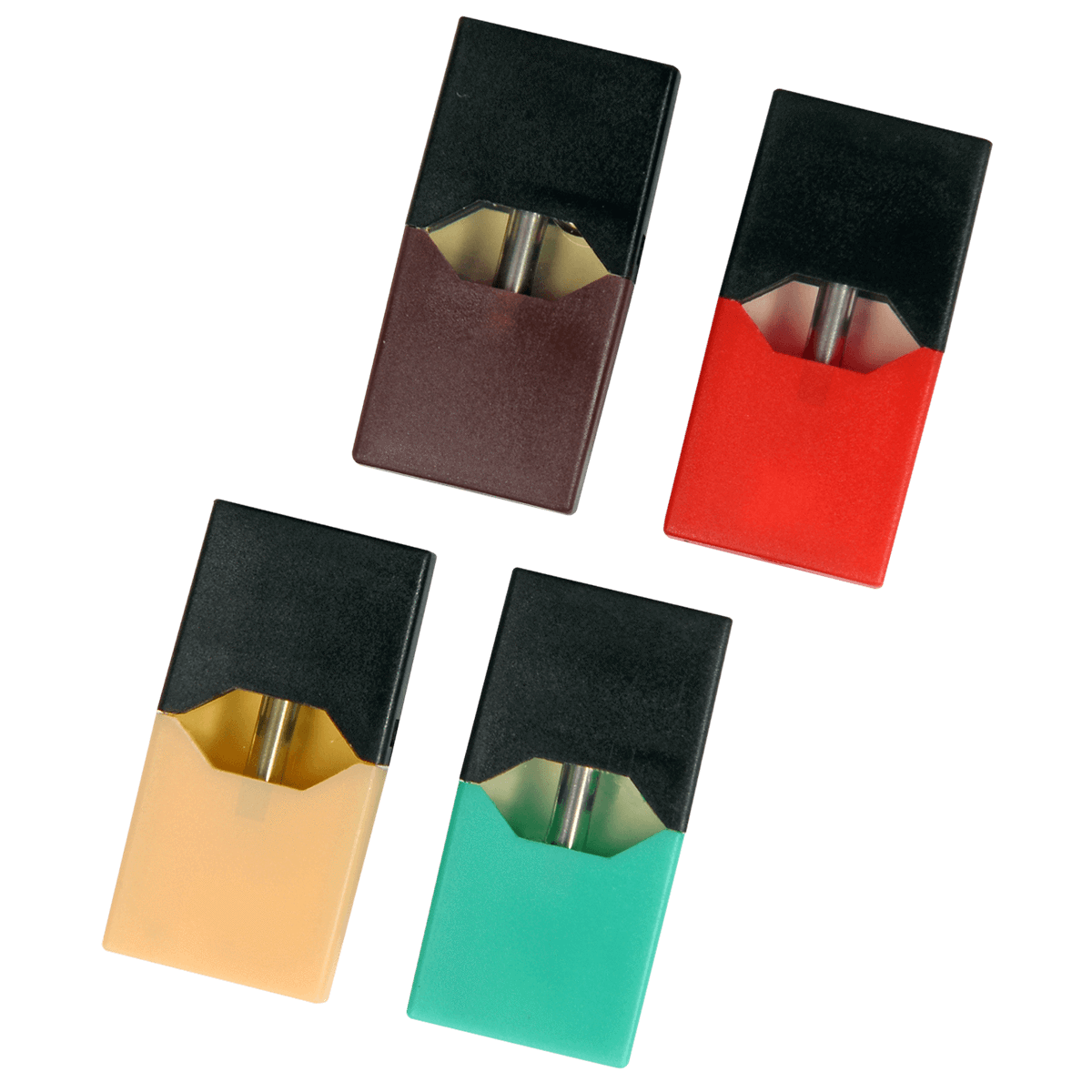 JUUL Pods - Pack of 4 Pods | vape | Vape, Packing