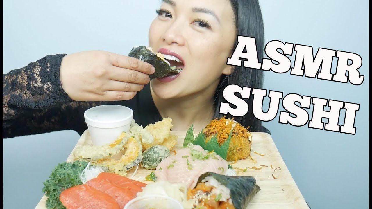 Asmr Sushi Cone Sashimi Veggie Tempura Eating Sounds Sas Asmr Veggie Tempura Sushi Sashimi آپارتیوب 8.8 هزار دنبال کننده. asmr sushi cone sashimi veggie